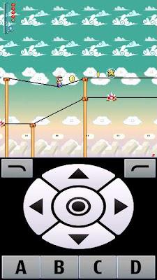 Super Mario Planet Nokia N97