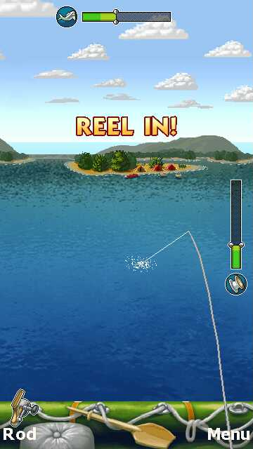 Игри на нокиа 5228 сенсорний руская рибалка