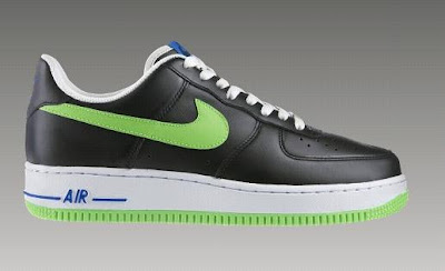 nike air force 1 fr hjahr 2009 sneakermag the sneaker blog. Black Bedroom Furniture Sets. Home Design Ideas