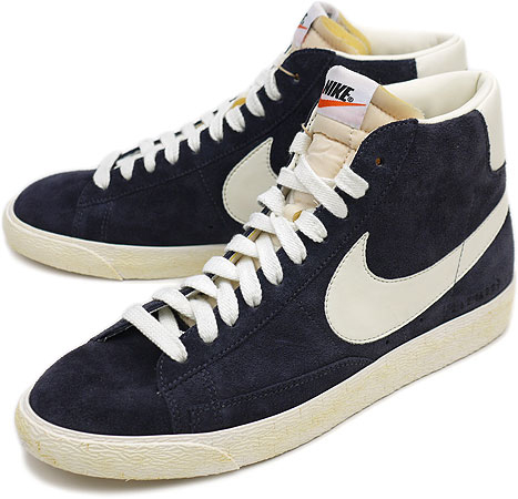 Nike Blazer Angezogen