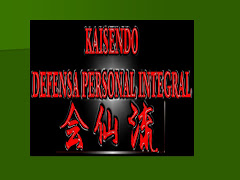 kaisendo defensa personal integral .ppt