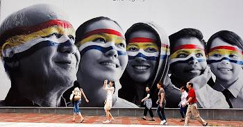 FACES OF MALAYSIA