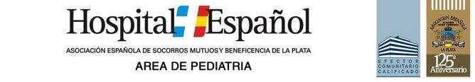 Servicio de Pediatría. Htal Español. La Plata. Argentina.