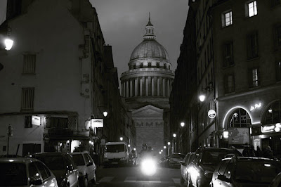 paris, le panthéon, photo dominique houcmant aka goldo graphisme