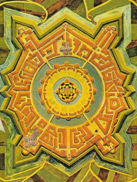Mandala del Castillo