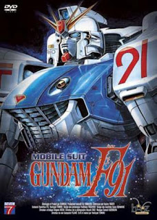 Mobile Suit Gundam f-91