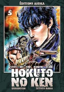 Hokuto no ken tome 5 de Tetsuo Hara et Buronson