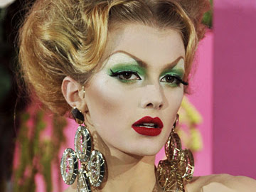 Makeup Inspiration from the Fashion Runway ...