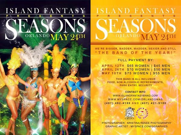Orlando Carnival 2009 - Island Fantasy