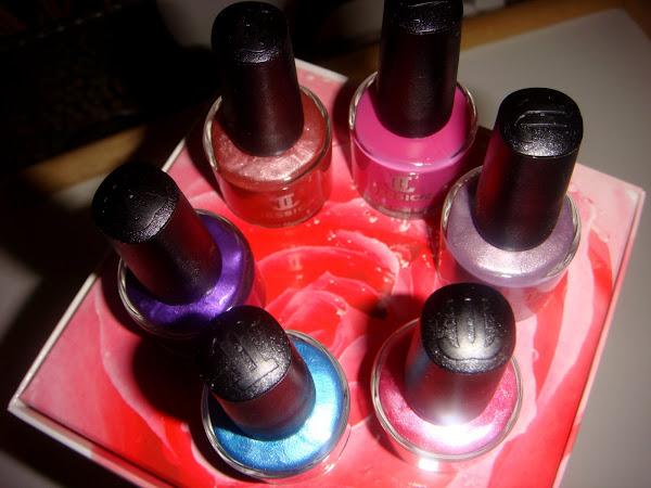 Jessica Cosmetics - Botanicals Collection