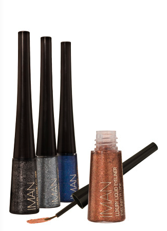 IMAN Luxury Liquid Eyeliner