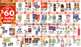Walgreens September Coupon Book Up To 60 In Savings