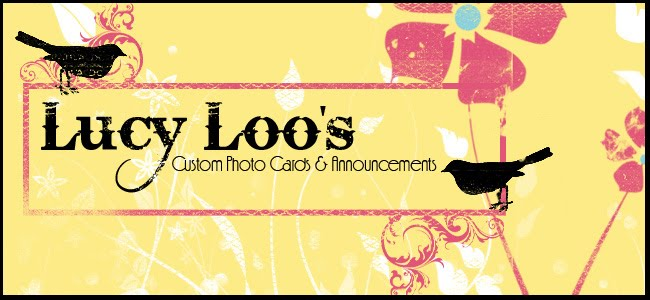Lucy Loo's - Photo Cards & Announcements