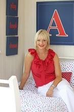 Author Vanessa O'Sullivan
