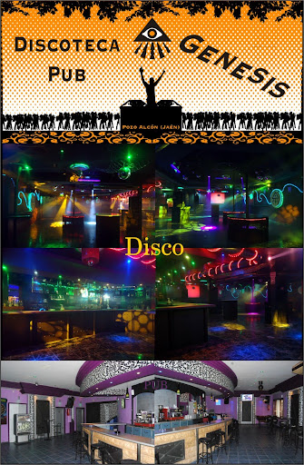 Discoteca Pub Genesis