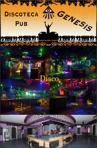 Discoteca Pub Genesis