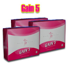 GAIN 5- Menaikkan Berat Badan