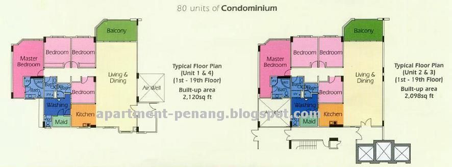 Scotland Villa Apartment Penang Com