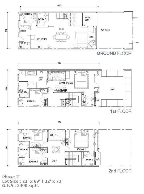 2 Permai Apartment Penang Com