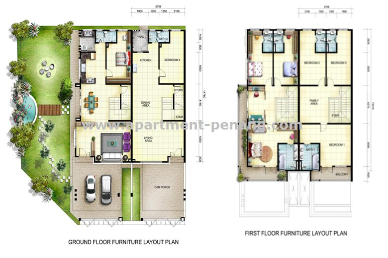 20X60 Floor Plans http://www.apartment-penang.com/2010_03_01_archive.html