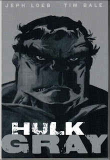 Hulk Gray - Comic of the Day