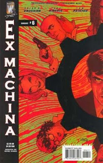 Ex Machina 6 - Comic of the Day