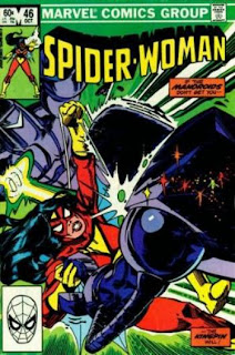 Spider-Woman #46 - Comic of the Day