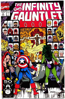The Infinity Gauntlet #2 - Comic of the Day