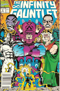 The Infinity Gauntlet #5 - Comic of the Day