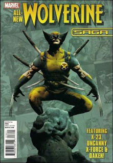 All-New Wolverine Saga - Comic of the Day