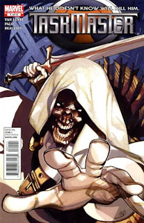 Taskmaster #1 - Comic of the Day