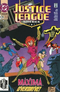 Justice League America #78 - Comic of the Day