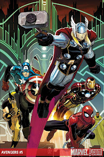 The Avengers #5 - Comic of the Day
