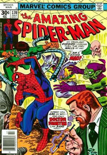 The Amazing Spider-Man #170 - Comic of the Day