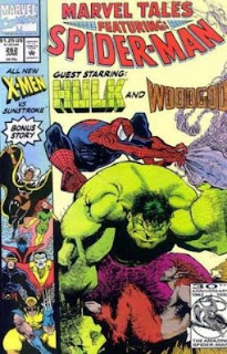 Marvel Tales #262 - Comic of the Day