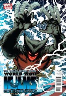 World War Hulks: Captain America Vs. Wolverine #1 - Comic of the Day
