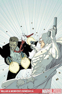 Nemesis #4 - Comic of the Day