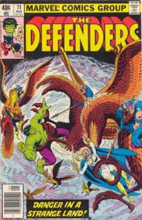 The Defenders #71 - Comic of the Day