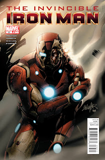 The Invincible Iron Man #33 - Comic of the Day