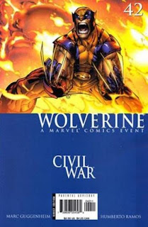 Wolverine #42 - Comic of the Day