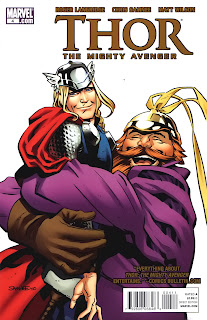 Thor the Mighty Avenger #4 - Comic of the Day