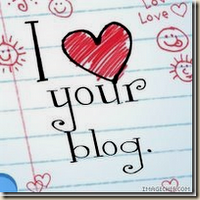 I Heart Your Blog Award