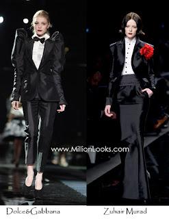 SCYBAHVUE: Tuxedos- WOMEN TREND