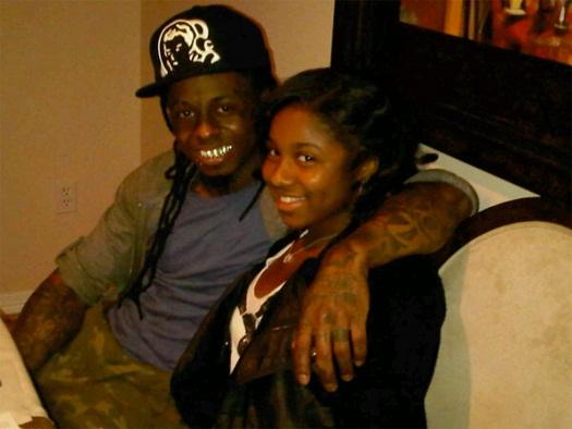 Lil Wayne compartilha seu dia de ação de graças