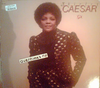 SHIRLEY CAESAR - go LP 1981