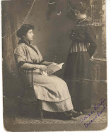 Annie and Elizabeth Bisek