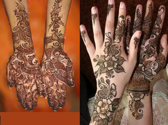 Mehndi Patterns eid