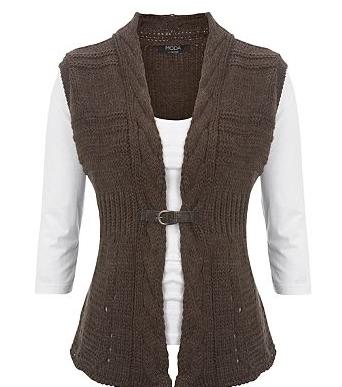 Sweater Vest Ladies 37