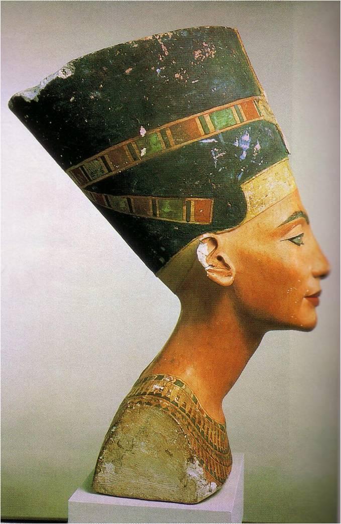 New Kingdom Ancient Egypt Art