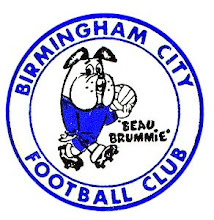 Beau Brummie Badge